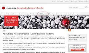 lexisnexis practical guidance knowledge network navigation knowledge network lexisnexis au