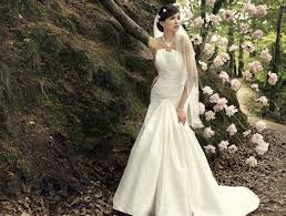 unique blue and white wedding dresses ideal weddings