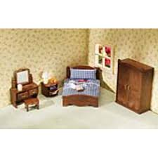 Calico Critters Living Room by International Playthings Cc2569 Master Bedroom Set Calico