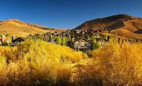 fall getaway sun valley idaho