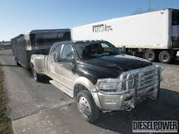 used semi trucks ram 5500 long hauler concept truck diesel power magazine
