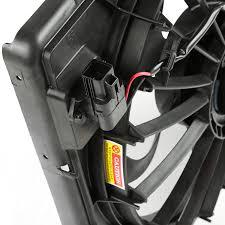 jeep wrangler fan omix ada 17102 06 fan assembly 07 11 jeep wrangler jk 3 8l