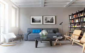 bookshelf room divider living room contemporary with globe pendant