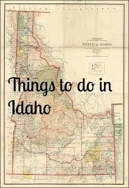 Map Of Idaho State by 50 Best Idaho State Parks Images On Pinterest State Parks Idaho