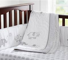 Crib Bedding Discount Neutral Gender Baby Elephant Nursery Bedding All Modern Home Designs