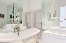 White Bathroom Design Ideas 1000 Ideas About White Bathrooms On Pinterest Bathroom Inspiring