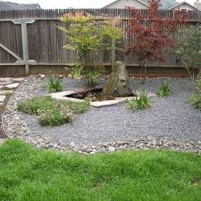 Backyard Landscaping Ideas With Rocks by Front Yard Landscape Ideas With Rocks Best About River Rock