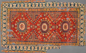 Ottoman Rug Early Ottoman Rug 15th Century Turkey 1400 1450 The Museum Of
