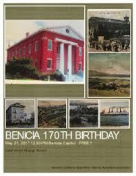 170th birthday of the city of benicia u2013 benicia state parks