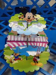 decoration cupcake anniversaire achetez en gros cupcake stand mickey souris en ligne à des