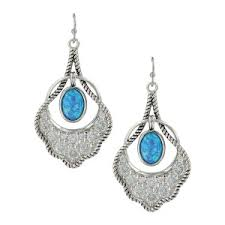 how to make your own clip on earrings western earrings montana silversmiths
