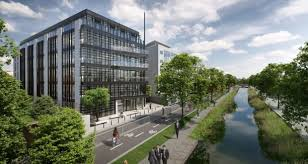 Seeking Dublin New Grand Canal Office Block Seeking Tenants