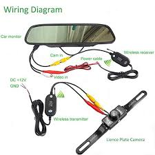 wireless camera wiring diagram wiring diagrams