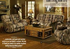 interesting camo living room furniture mossy oak camouflage