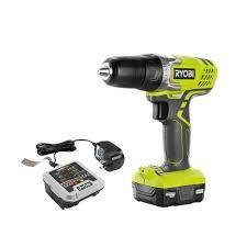 ryobi 12 volt cordless lithium ion drill driver kit hjp004 the