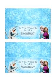 do you wanna build a snowman diy snowman kit printable thrifty