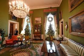 The White House Interior by The White House Shines For The Holidays Photos Abc News