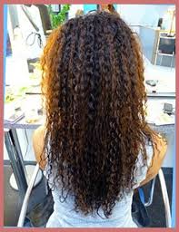 pictures of spiral perms on long hair long hair curly spiral perm flickr photo sharing within spiral