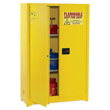 Yellow Flammable Storage Cabinet Eagle 1947 Flammable Liquid Safety Storage Cabinet 45 Gal Manual