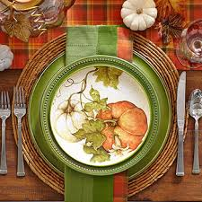 dining entertaining tablescapes pier 1 imports green orange