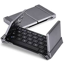 bluetooth keyboard android pcmag recommend moko foldable wireless bluetooth keyboard