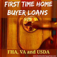 illinois no money down first time home buyer loans fha va and