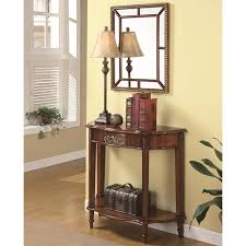 Hallway Accent Table Hallway Accent Table Accent Table Mirror And L Set