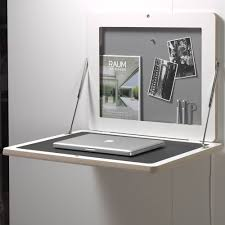 fold out wall desk flatframe fold away wall desk designers avenue throughout fold out