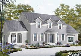 colonial house plan 5 bedrms 4 5 baths 3126 sq ft 126 1168
