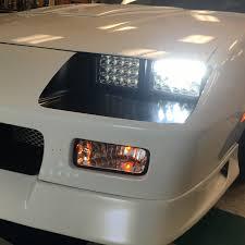 Camaro Fog Lights Led Kits Similar To Hid Kits For Headlights Fog Lights Plug N
