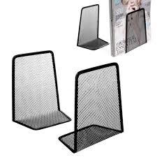 Wire Mesh Desk Accessories 1 Pair Metal Mesh Desk Organizer Desktop Office Accessories Home