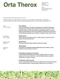 Job Getting Resume fantastic ios developer resume 16 interviewing applying and