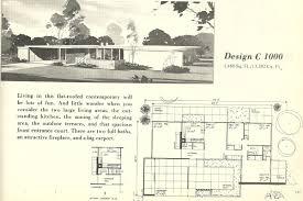 Mid Century Modern House Plan Vintage House Plans 1000 Antique Alter Ego