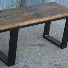 Outdoor Modern Bench Mid Century Modern Benches Custommade Com