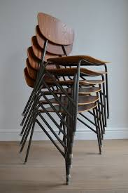 Teak Table And Chairs For Sale by 11 Best Teak Chairs Stacking Images On Pinterest Stacking Chairs