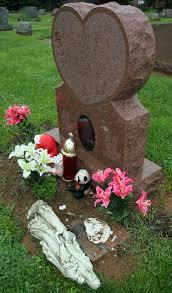 mystery baby s grave vandalized news lancasteronline