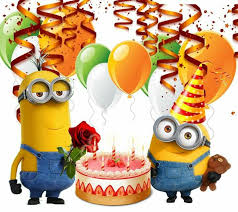 14 best minions images on pinterest happy birthday minions
