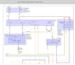 signal light wiring diagram 2002 hyundai elantra 2006 hyundai