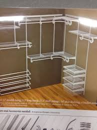 modest ideas white wire closet shelving shelf dividers closet