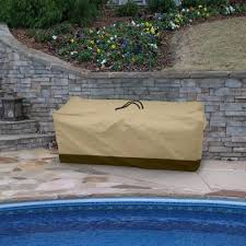 Waterproof Cushion Storage Bag by Amazon Com Patio Armor Cushion Storage Bag Cover Patio