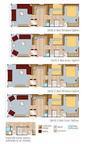 Caravan Floor Plans Europa Sequoia Static Caravan Hsm Copied