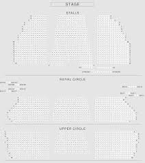 london palladium seating plan u0026 reviews seatplan
