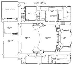 facility floor plan facility specifications