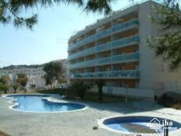 chambre d hote salou location appartement dans une résidence à salou iha 64588