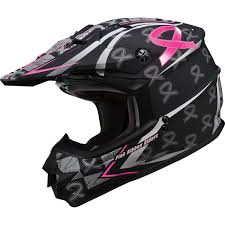 new motocross helmets yessssss pink ribbon riders helmet edition numbered pink