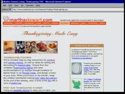 thanksgiving made easy on marthastewart martha stewart