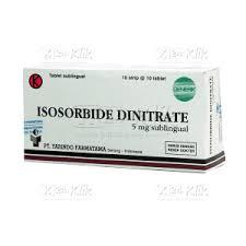 Obat Yarindo jual beli isosorbide dinitrate k24klik