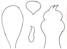 body cut out template eliolera com