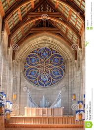 pipe organ and cathedral ceilings stock photo image 40933771