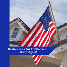 Va Flag How To Restore Va Entitlement For Your Home Loan The Rose Reports
